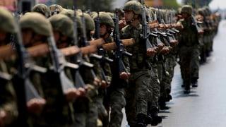 «Die türkische Armee wird stark geschwächt»