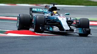 Furmla 1: Hamilton gudogna GP a Barcelona