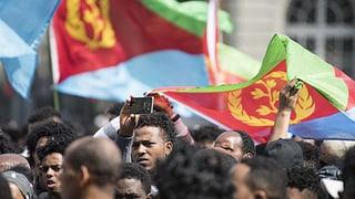 So reagieren Eritreer in der Schweiz