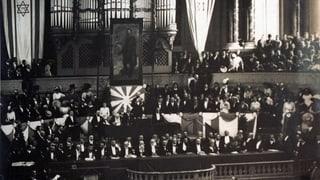 Zionistenkongresse sind Teil der Basler Geschichte
