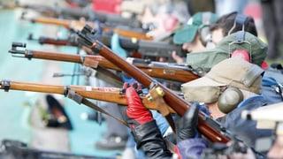Bundesrat setzt EU-Waffenrecht «mit Spielraum» um