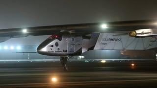 «Solar Impulse 2» sa tschenta ad Abu Dhabi