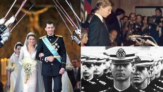Felipe VI. – sein Leben in Bildern