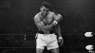 Muhammad Ali ha pers ses ultim cumbat