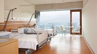 Das «modernste Spital der Schweiz» ist fertig