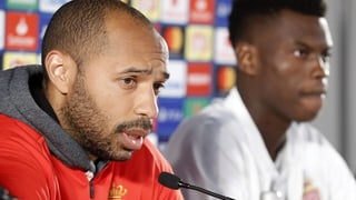 So erzieht Thierry Henry seine Youngster