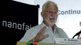 Schweizer Physik-Nobelpreisträger gestorben