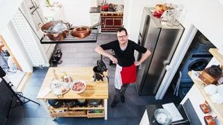 Video «Stephan JJ Maeder: «Kochen ist Liebe!»» abspielen