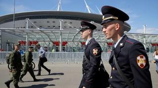 «Russland will Grösse demonstrieren»