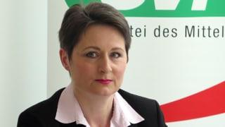 Eine Richterin soll es richten: SVP lanciert Regierungs-Wahlkampf
