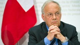 Sanktionen gegen Russland: Schneider-Ammann will EU nicht folgen