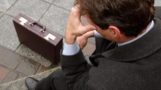 Arbeitslosigkeit – des Schweizers Hauptsorge
