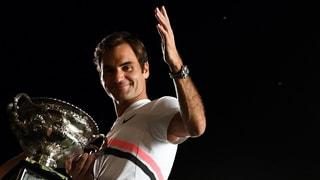 20avel titel da Grand Slam per Roger Federer