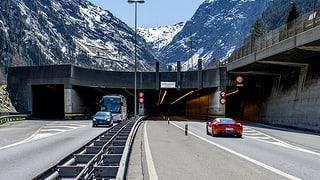Intensive Debatte rund um Strassentunnel am Gotthard