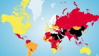 Pressefreiheit unter Druck – auch in demokratischen Ländern