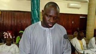 Gambischer Ex-Minister ist als Asylsuchender in der Schweiz