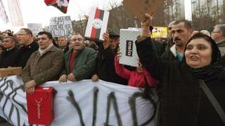 EU kritisiert kriselnde Türkei