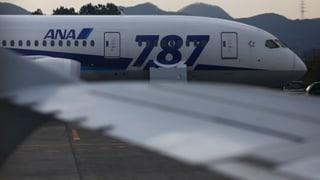 Fluggesellschaft All Nippon Airways cancelt weitere Flüge