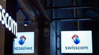 Swisscom mit solidem Resultat trotz Gegenwind