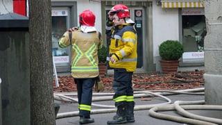 Brand in Steckborn: Der Alltag ist noch nicht zurück
