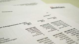 Mittlere Unzufriedenheit, einstimmig: Wohlen und das Budget
