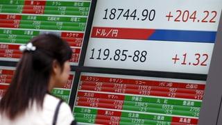 Japans Börse dreht zum Schluss wieder deutlich ins Minus