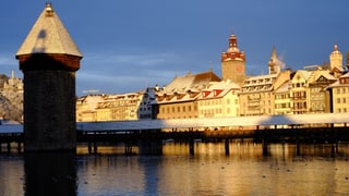 Luzerner Hotels über den Jahreswechsel gut ausgelastet