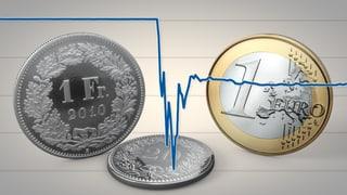 1.20-Grenze fällt, Euro taucht: Der SNB-Entscheid im Protokoll
