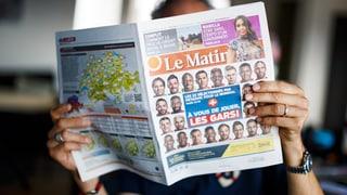«Le Matin» nur noch digital
