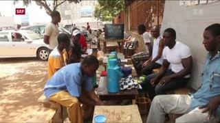 Guinea ist neu Nummer eins bei den Herkunftsländern