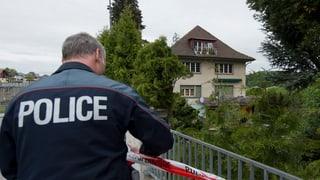 Tötungsdelikt von Spiez: Polizei setzt Belohnung aus