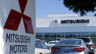 Mitsubishi hat Auto-Tests gefälscht