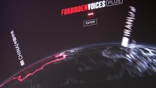 Webdok «Forbidden Voices»