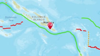 Entwarnung nach starkem Erdbeben im Südpazifik