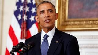 Obama gibt grünes Licht für US-Luftschläge im Nordirak