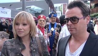 Francine Jordi und Florian Ast gehen wieder getrennte Wege