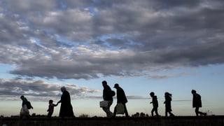 Migration bleibt mit Abstand grösste Sorge der Schweizer (Artikel enthält Video)