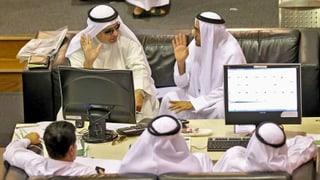 Panikverkäufe wegen sinkendem Ölpreis