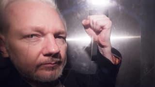 Schweden beantragt Haftbefehl gegen Assange