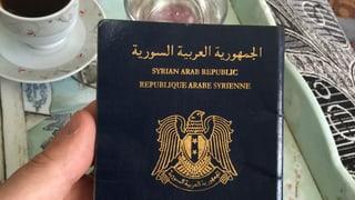 «Syrische Regierung verdient an Flüchtlingen»
