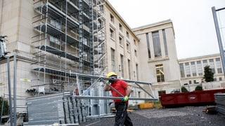 Bund investiert eine halbe Milliarde in Genfer Gebäude