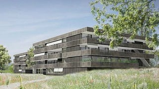 Ausbauprojekt des Behindertenzentrums Rathausen kommt voran