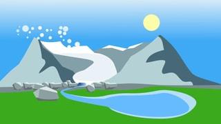 Infografik: So steht es um die Gletscher in der Schweiz