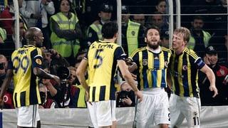 Fenerbahce bezwingt Benfica
