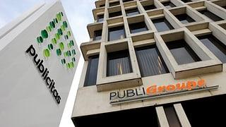 Publigroupe nur knapp in der Gewinnzone