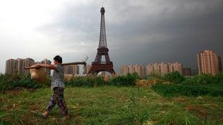 Geklaute Bauten: Wie China westliche Städte klont