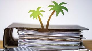 Der Druck auf die Steuertrickser wächst dank «Paradise Papers» & Co. Doch die Betroffenen sind hellwach.