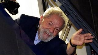Brasiliens Ex-Präsident sucht Schlupfloch im Gesetzbuch