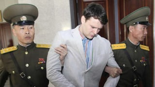 Nordkorea lässt US-Studenten frei