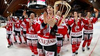 Team Canada gewinnt den 86. Spengler Cup